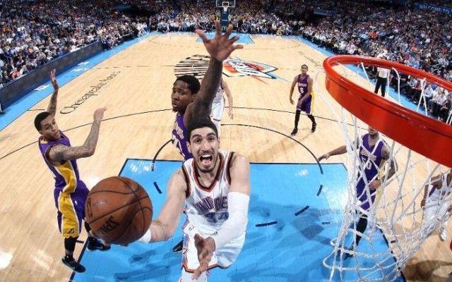 Thunder despacha a los Lakers - Foto de ESPN