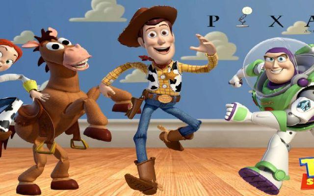 Toy Story 4 será una historia romántica - toy story