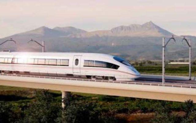 Reasignan 920 mdp para construcción del Tren México-Toluca - Tren México-Toluca