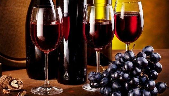 La fuente que da vino ¡gratis! - Vino