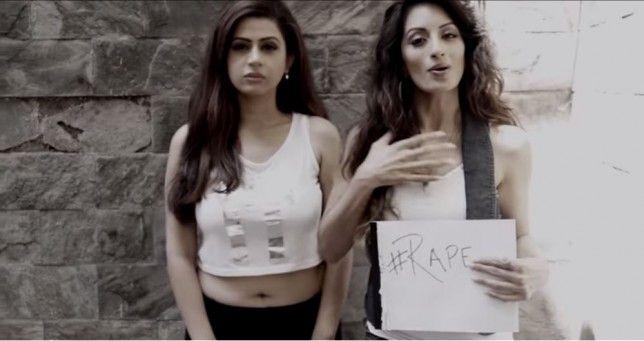 Canción de mujeres indias contra la violación se vuelve viral - rap india