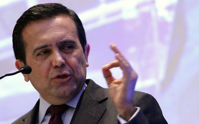 México es 5º productor de autopartes: Ildefonso Guajardo - Ildefonso Guajardo