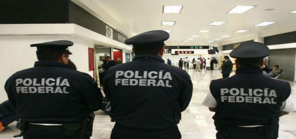 Investiga PF filtración en área de inteligencia por El Chapo - PF en el AICM