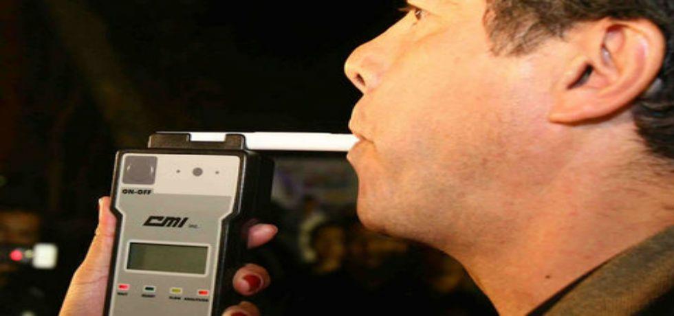Inicia aplicación del alcoholímetro de 24 horas en el DF - Alcoholímetro