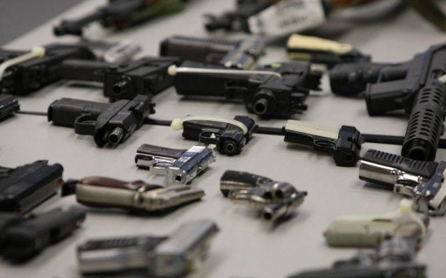 """Condenan a miembros del grupo delictivo """"La Línea"""" - armamento"""