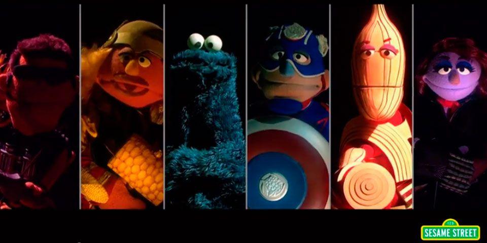Plaza Sésamo parodia a los Avengers - Plaza Sésamo realiza parodia de Avengers