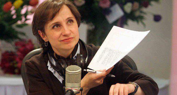 Hackean portal de Carmen Aristegui - Hackean portal de Carmen Aristegui