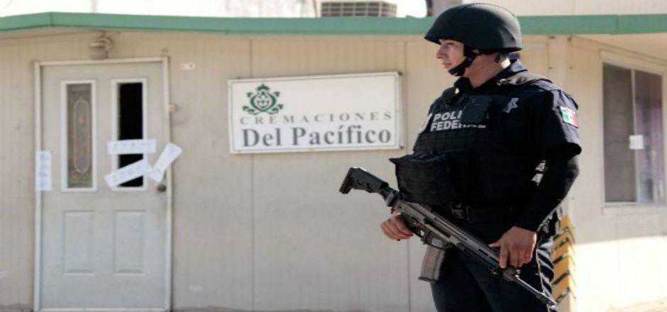 Entregan 5 cuerpos encontrados en crematorio de Acapulco - Crematorio del Pacífico