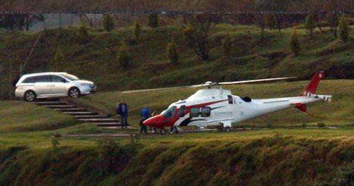 PAN pide renuncia de Korenfeld - Helicóptero de CONAGUA