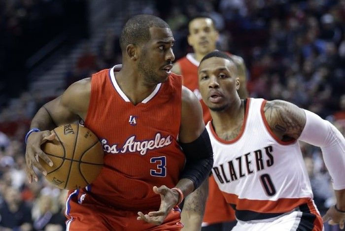 Paul suma 41 puntos en remontada de Clippers - Paul suma 41 puntos en remontada de Clippers
