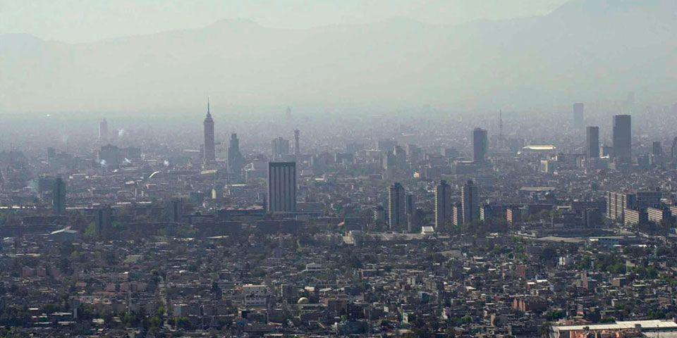 Reportan mala calidad del aire en Valle de México - Mala calidad del aire