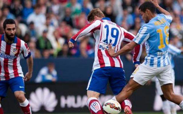 Atlético empata con asistencia de Jiménez - Atlético de Madrid empató con el Málaga