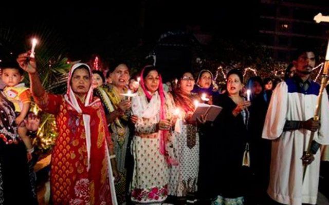 Celebran cristianos Pascua en todo el mundo - Pascua en Israel