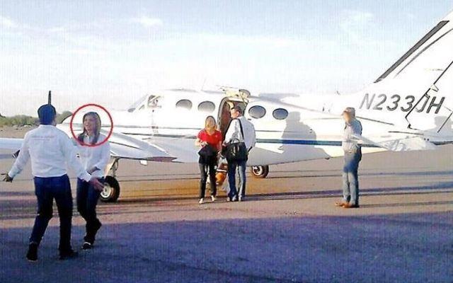 Suspenden uso de avión a Claudia Pavlovich - Suspenden uso de avión a Claudia Pavlovich