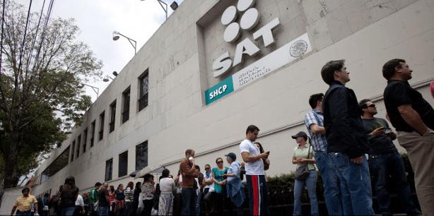 Ampliarán servicio del SAT para declaración anual - Impuestos