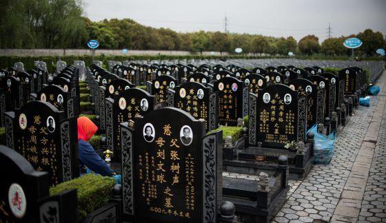 China enfrenta falta de espacio para tumbas - China enfrenta falta de espacio para tumbas