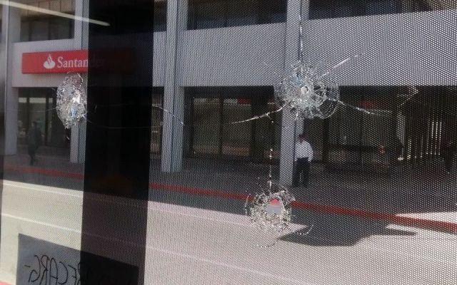 Atacan oficina de Pavlovich - Atacan de oficina de Pavlovich