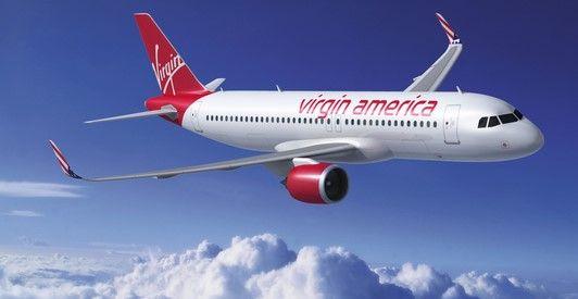 Virgin America, la mejor aerolínea de EE.UU. - Virgin America