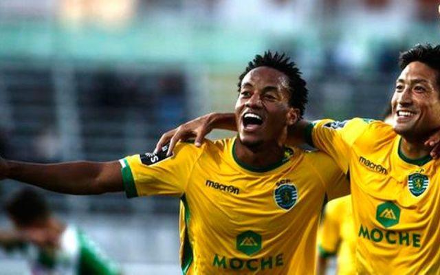 Vitória cae con todo y Ulises Dávila - Sporting de Lisboa venció al Vitória Setúbal