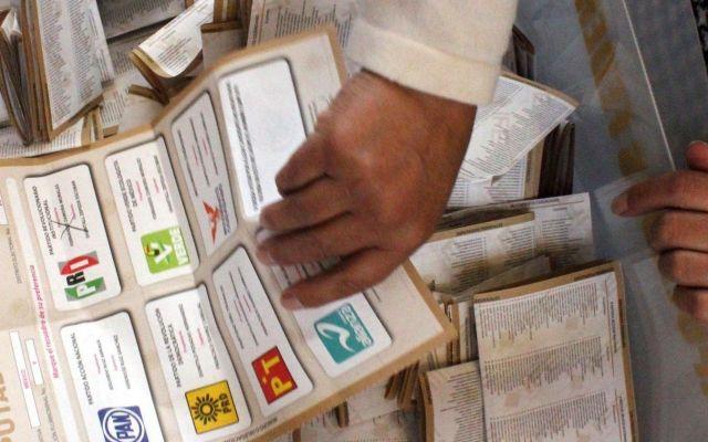 Cuatro partidos políticos perderían su registro: Mitofsky - Votos