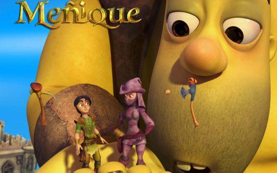 Cuba lanza su primer film de animación en 3D - meñique
