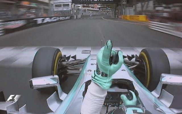 Rosberg se lleva el GP de Mónaco - Foto de @F1