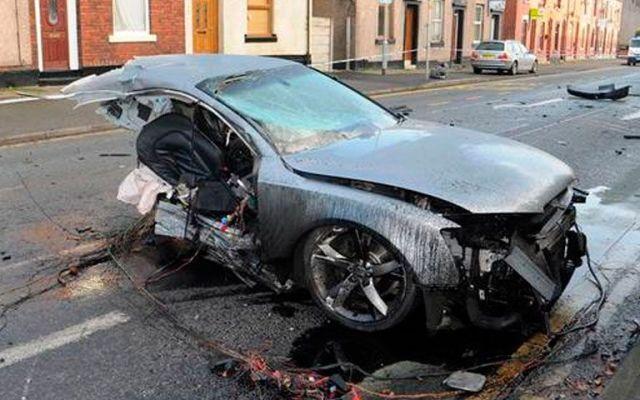 Causa muerte tras publicar foto a exceso de velocidad - Foto de The Independent