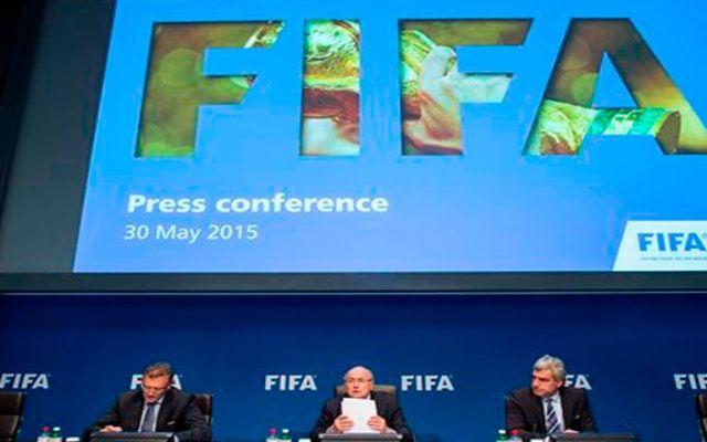 FIFA mantiene las plazas para Mundial - Foto de AP