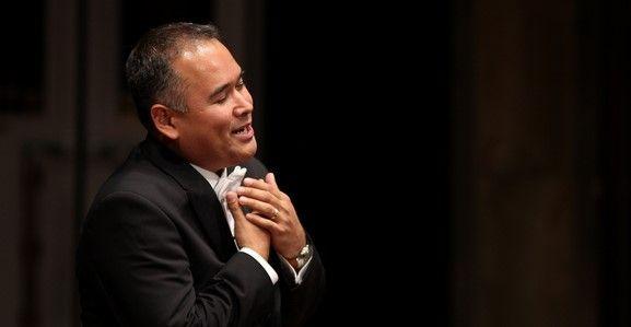 Entrevista a Javier Camarena, tenor mexicano - Foto de Universidad Veracruzana