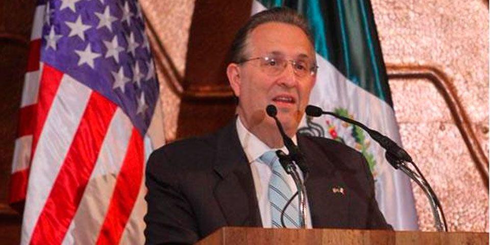 Embajador de EE.UU. pide proteger a periodistas en México - Anthony Wayne