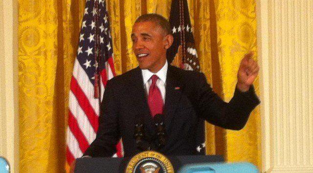 Reforma migratoria reconocería a los méxico-estadounidenses: Obama - Barack Obama en 5 de mayo