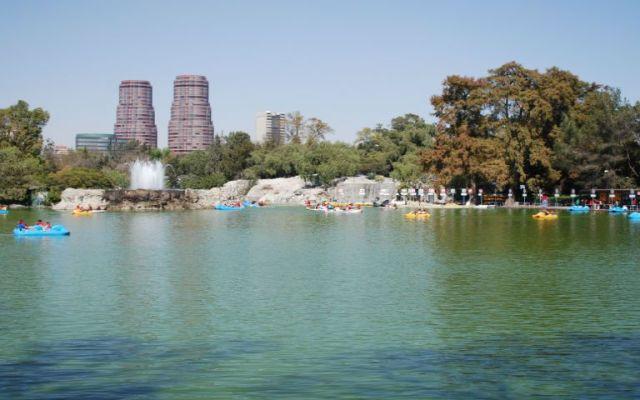 Cierre parcial a la circulación en el Bosque de Chapultepec - Foto de Internet