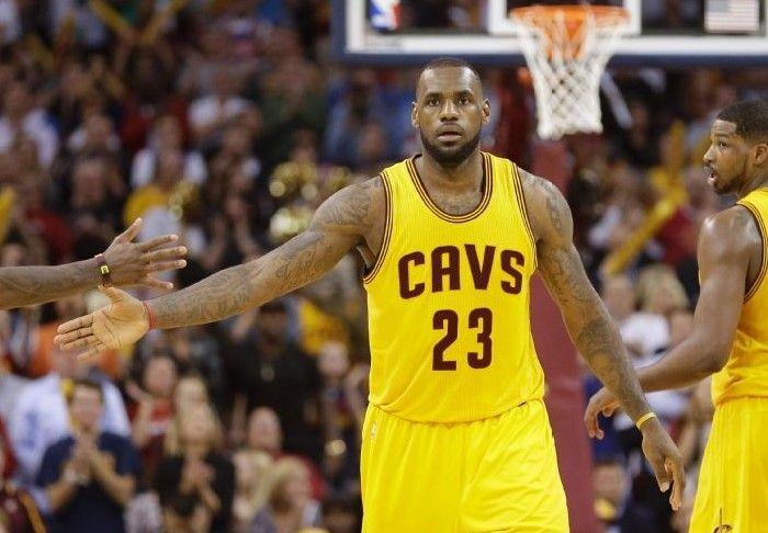 Cavs a un paso de liquidar a Bulls - Foto de ESPN