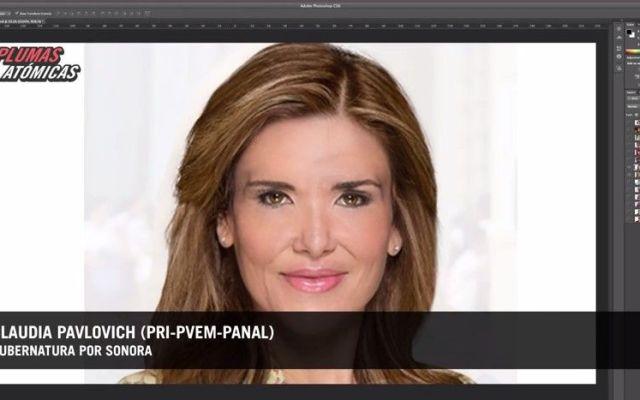 Video: Así lucen los candidatos sin Photoshop - Foto de YouTube