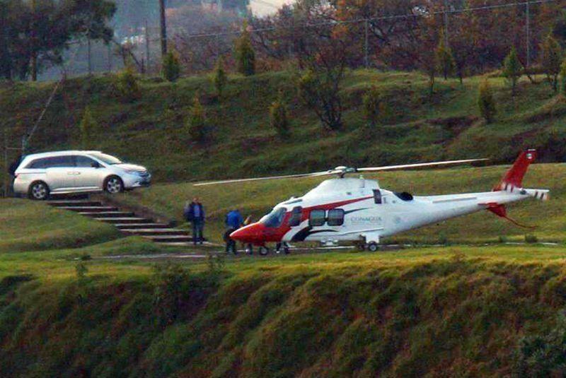 SFP resolverá caso Korenfeld antes del 20 de mayo - Helicóptero de Conagua