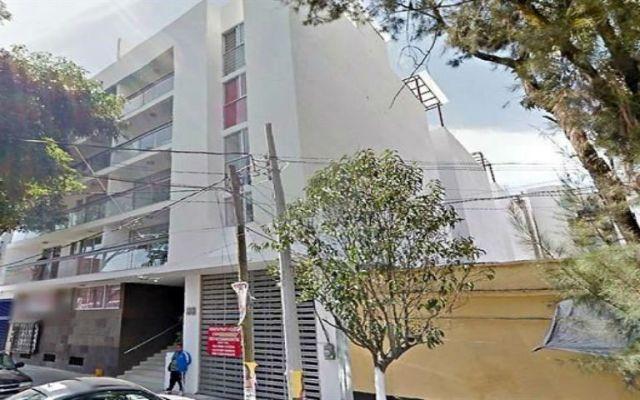 Delegado reconoce anomalías en edificio donde renta Razú - Ya se realizó la verificación en el edificio en donde David Razú renta un departamento. Foto de Reforma.