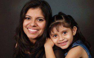 Video: la niña Alondra al momento de ser secuestrada - Dorotea García y Alondra