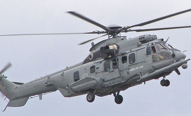 Así era el helicóptero derribado en Guadalajara - Eurocopter 725 caracal
