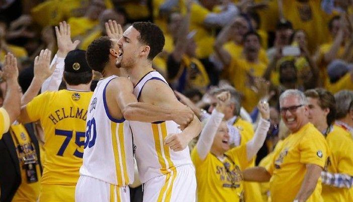 Warriors amplían ventaja sobre Rockets - Foto de ESPN