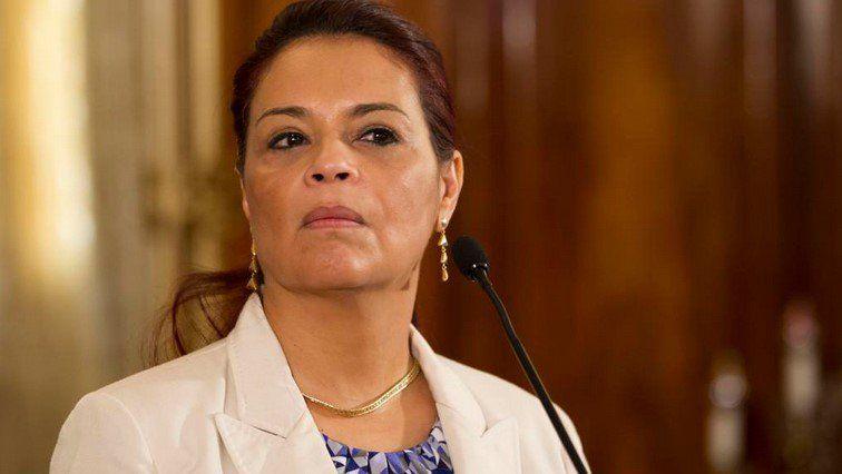 Renuncia vicepresidenta de Guatemala por supuesto caso de corrupción - Vicepresidenta de Guatemala