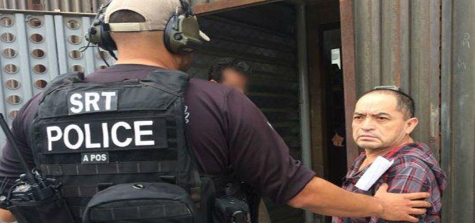 Estados Unidos deporta a mexicano homicida - Deportación de Heriberto Gómez