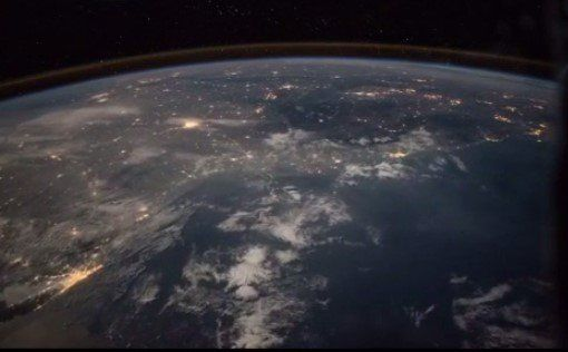 Video: la India desde el espacio