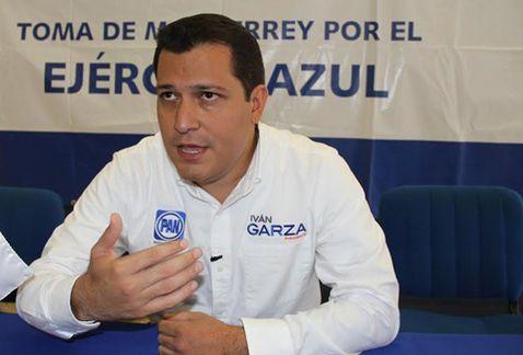 Liberan a asesor de candidato del PAN en Monterrey - Iván Garza