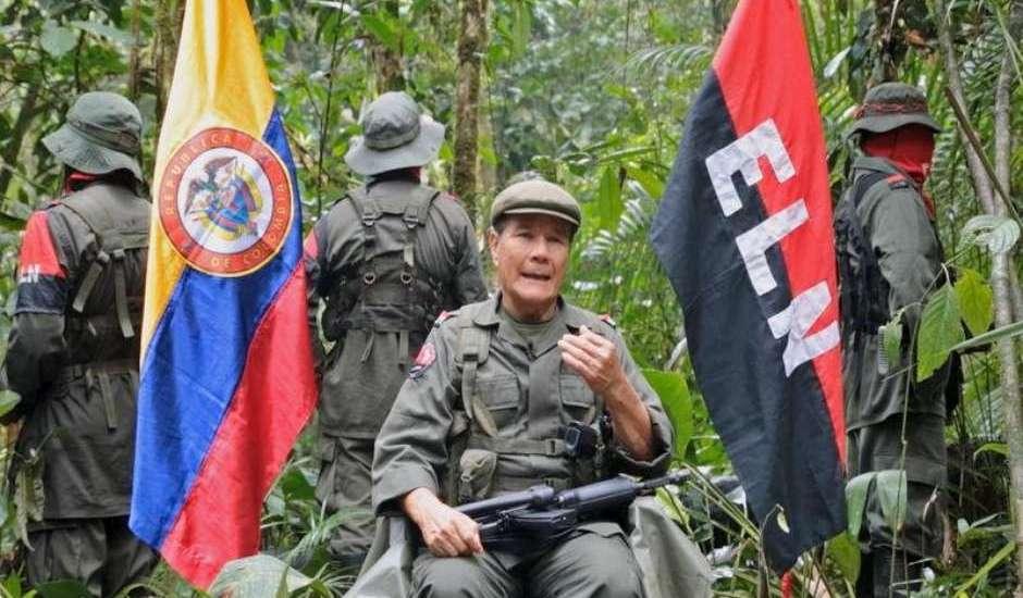 Repudio en Colombia por exhibir pierna mutilada de militar - eln