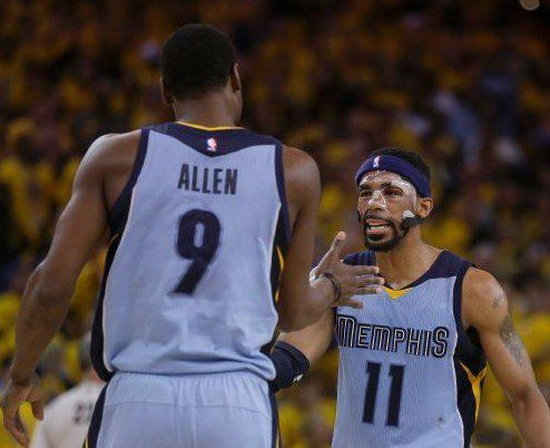 Grizzlies igualan la serie ante Warriors - Grizzlies igualan la serie ante Warriors