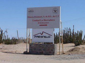Profepa activa protocolo por derrame en mina de Caborca - Profepa activa protocolo en mina de Caborca