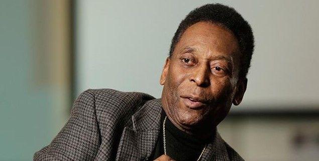 Pelé subastará objetos emblemáticos de su carrera futbolística - Pelé fue operado