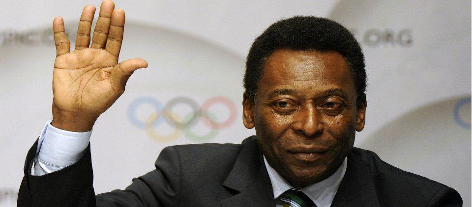 Pelé saldrá del hospital el sábado - Pelé