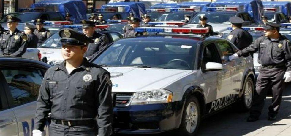 Policía del DF vigilará la contienda electoral en Cuajimalpa - Policía capitalina