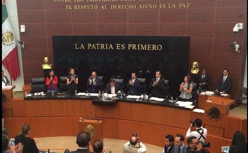 Declaran constitucional la reforma anticorrupción - @cristinaruiz_s